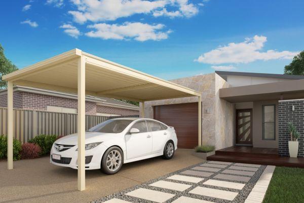 Carport free standing carport kits for Free standing garage