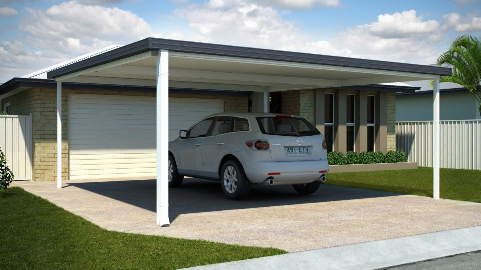 Carports Gold Coast Supplied And Installed